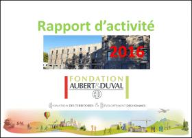 Fichier Rapport d'activité 2016